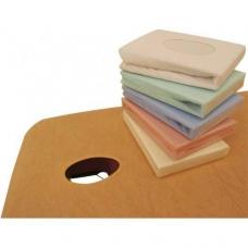 Drap-Housse 5x Pour Table de Massage Avec Trou Facial C-063X