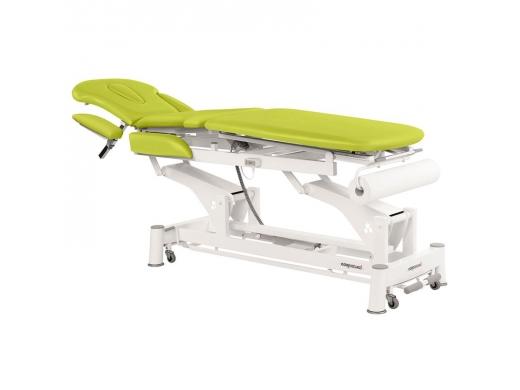 table de massage lectrique en 3 plans ecopostural c5531. Black Bedroom Furniture Sets. Home Design Ideas