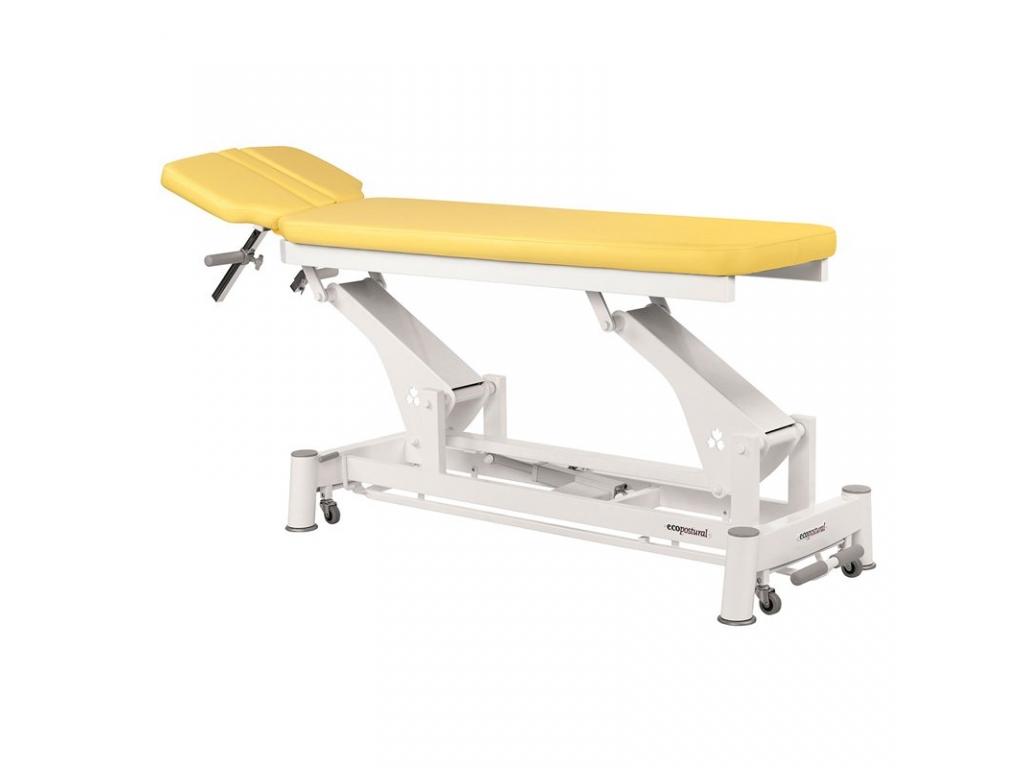 table de massage lectrique en 2 plans ecopostural c5546. Black Bedroom Furniture Sets. Home Design Ideas