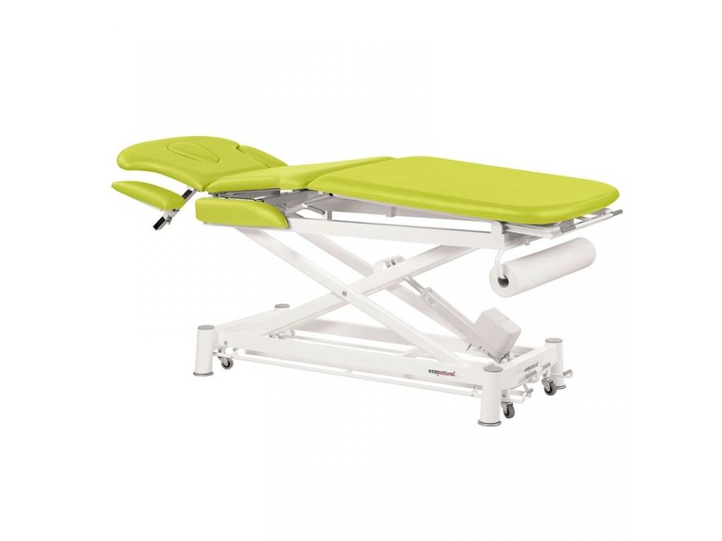 table de massage lectrique en 3 plans ecopostural c7531. Black Bedroom Furniture Sets. Home Design Ideas