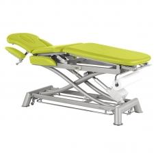 Table de massage électrique en 3 plans Ecopostural C7931
