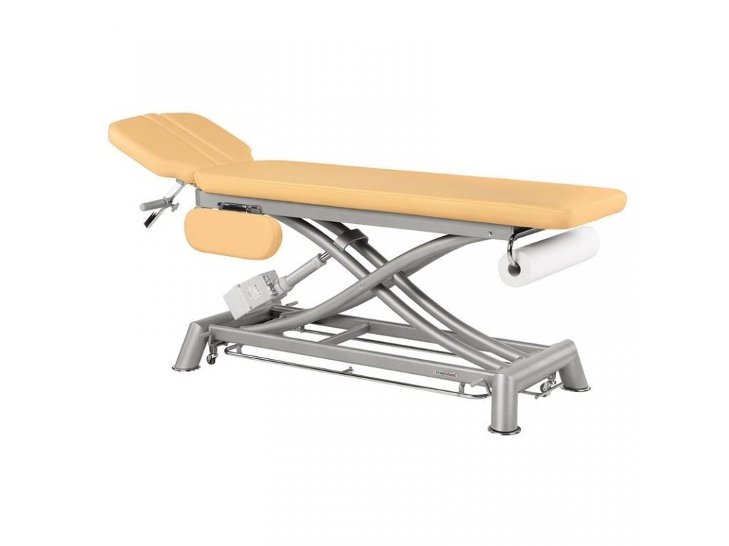table de massage lectrique en 2 plans ecopostural c7935. Black Bedroom Furniture Sets. Home Design Ideas