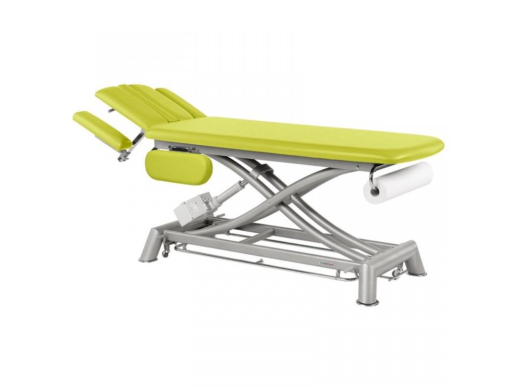 table de massage lectrique en 2 plans ecopostural c7944. Black Bedroom Furniture Sets. Home Design Ideas